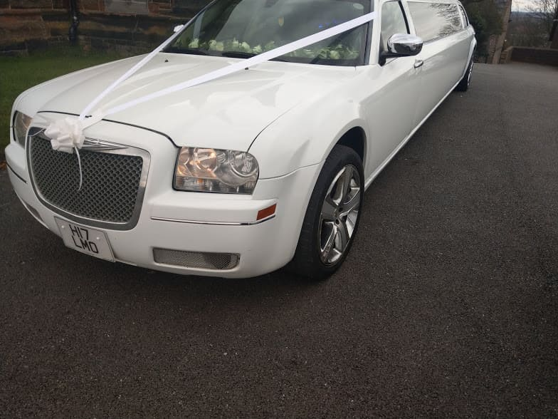 wedding & limo hire liverpool