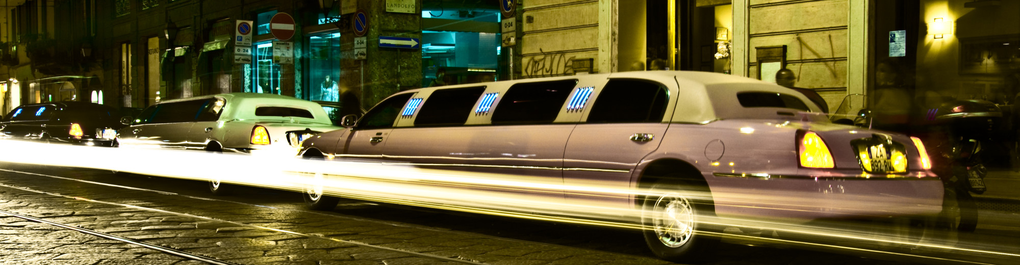 Limo services st helens