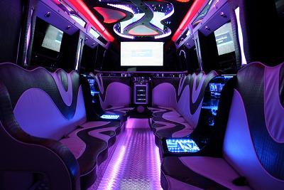 limousines warrington
