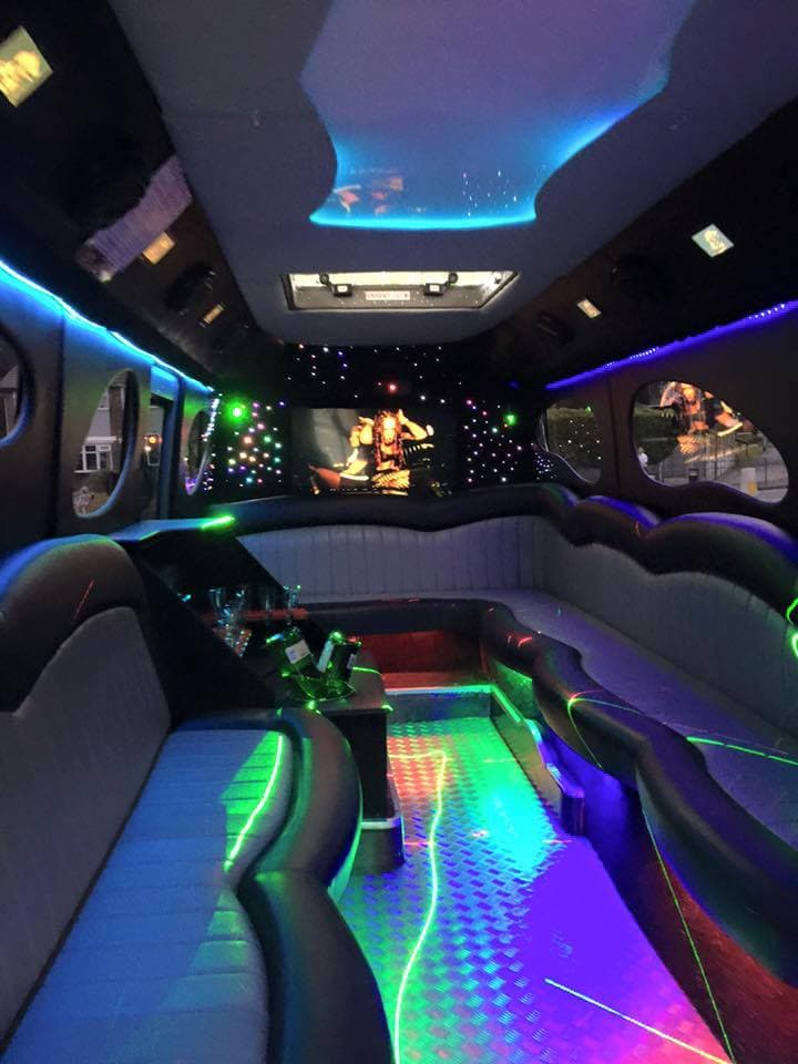 party buses burnley