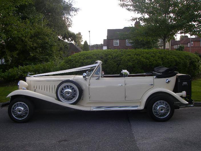 wedding car hire st helens