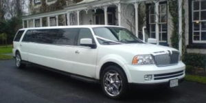 wedding limousines wigan