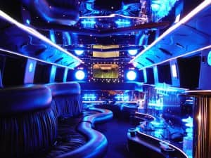 limousine hire st helens