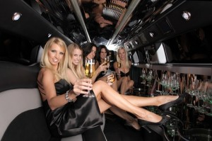 prom limo hire st helens