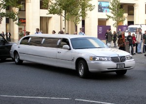 wedding limo hire st helens