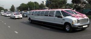 wedding limos st helens